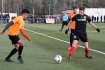 10. Spieltag (NS): SC Borea Dresden - Dresdner SC 2:1