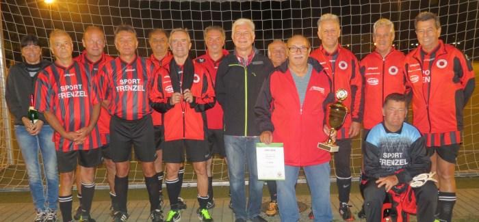 Traditionsmannschaft gewinnt 5. Stadtmeisterschaft in Folge