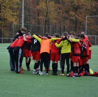 Nachwuchs: C-Jugend gewinnt Spitzenspiel