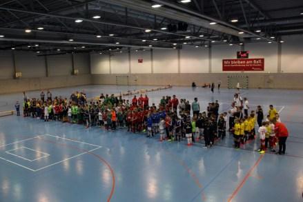 Zwickau und TeBe holen die Pokale am ersten Turniertag