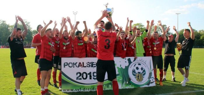 Zweite im Pokal-Achtelfinale gegen Reichenberg