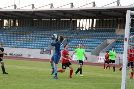 18. Spieltag (NS): Dresdner SC - TSV Cossebaude 5:1 (4:1)