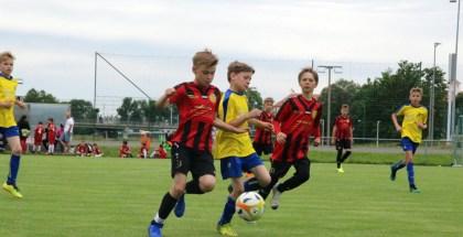 Pfingst-Cup: Lok Leipzig und der Chemnitzer FC holen sich die ersten Turniersiege
