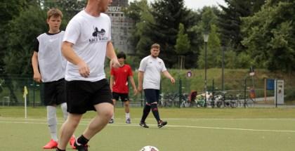 """8. Fußballturnier """"Kick Racism"""""""