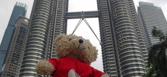 Malaysia: Kuala Lumpur - Twin Towers