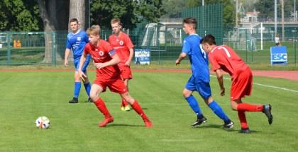 Nachwuchs: U19 gegen Serkowitzer FSV / U17 empfängt Laubegast