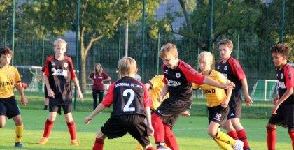 Nachwuchs: Drei Teams starten im Stadtpokal