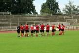 Landespokal 1. Runde: Dresdner SC - TSV Rotation Dresden 0:4 (0:2)