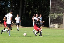 1. Spieltag: FC Stahl Rietschen-See - Dresdner SC 0:2 (0:1)