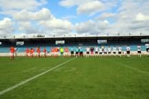 6. Spieltag: Dresdner SC - SC Borea Dresden 1:3 (0:2)