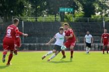 4. Spieltag: Dresdner SC - SG Crostwitz 1981 3:1 (1:0)