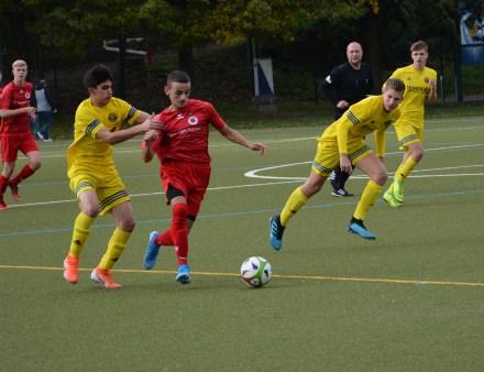 Nachwuchs: U17 scheidet im Sachsenpokal aus