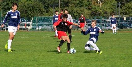 Nachwuchs: U17 und U15 spielen gegen den FV Blau-Weiss Zschachwitz