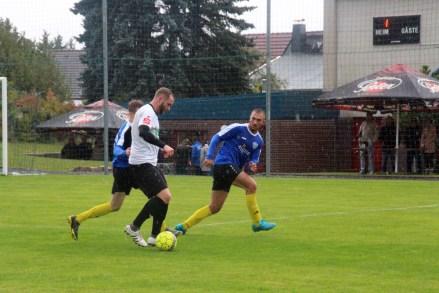 Knappe 2:1-Niederlage im Regen von Oderwitz