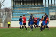 13. Spieltag: Dresdner SC - SV Fortuna Trebendorf 1996 1:3 (0:2)