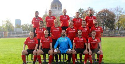 DSC-Ü35-Team sucht weitere Spieler zur Unterstützung