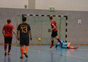 Hallenstadtmeisterschaft: Zweite beendet Vorrunde auf Platz vier