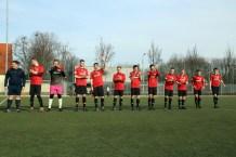 Testspiel: SV Eintracht Dobritz - Dresdner SC 1:6 (1:4)