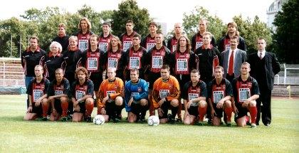 DSC-Mannschaftsfoto 1999/2000