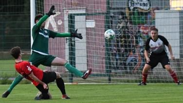 Testspiel: Dresdner SC - SG Motor Wilsdruff 3:0 (1:0)