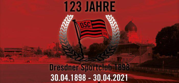 123 Jahre Dresdner Sportclub