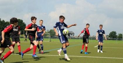 A- und D1-Jugend scheiden im Pokal aus