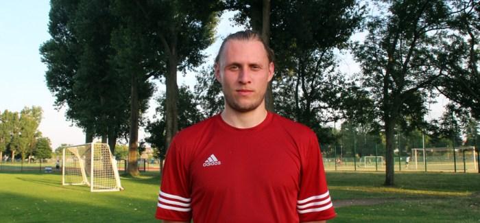 Neu beim DSC: Markus Pöthe
