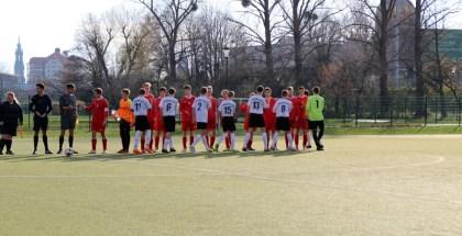 D1-Jugend im Pokal-Viertelfinale