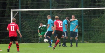 DSC besiegt Sebnitz im Testkick