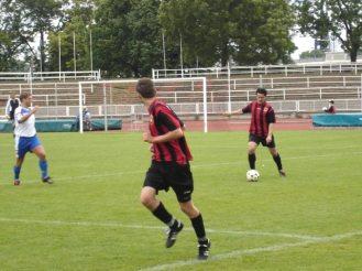 30. Spieltag: Dresdner SC - SSV Markranstädt 3:2