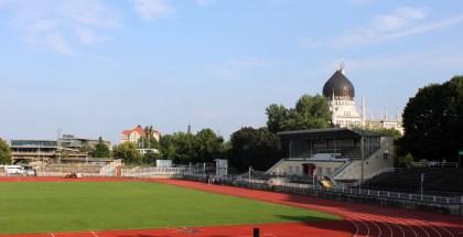 120 Jahre DSC: am Samstag ab 10:30 Uhr im Stadion