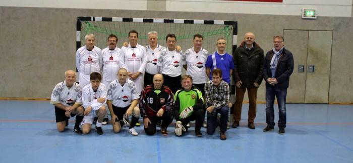 3. Platz in Gröditz für Ü60-Senioren