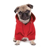 Red Dog Hoodie Photo