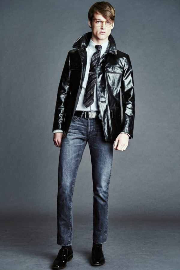 Men' Leather Jackets 2017