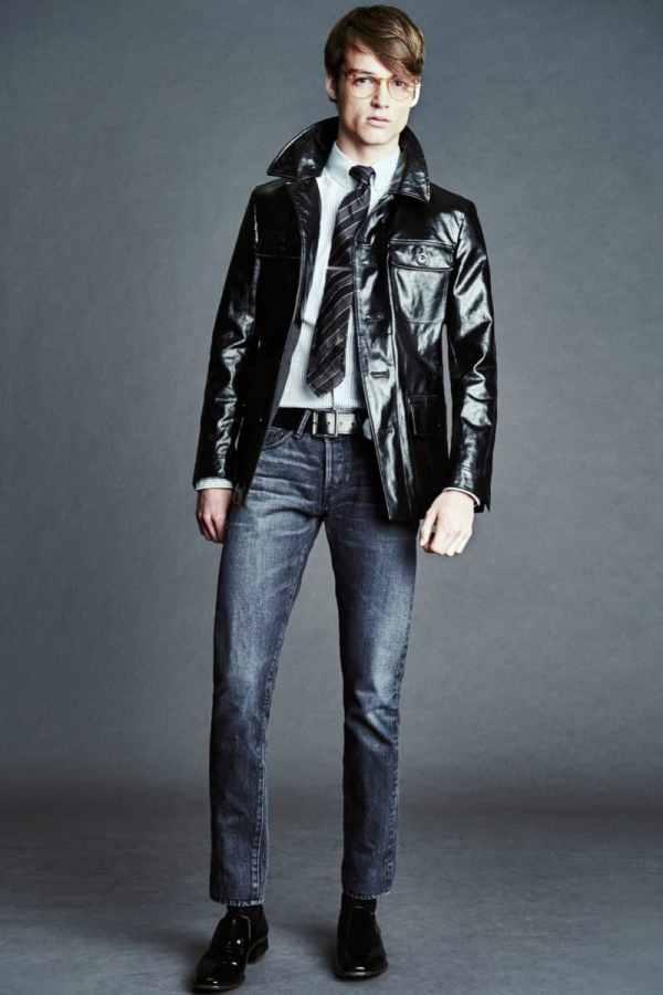 Tom Ford Men Winter Jacket