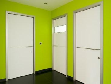 Moderne binnendeuren op maat van Anyway Doors