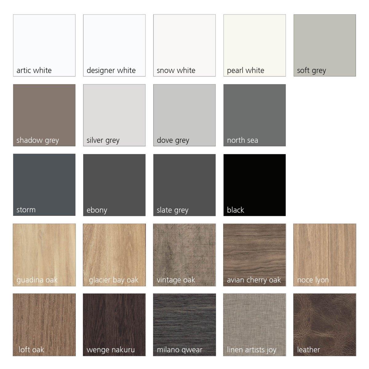 DRESS-A-WAY kleurencollectie