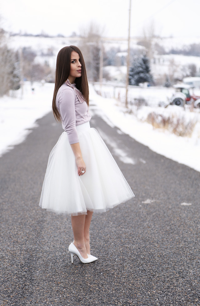 What Wear Winter Bridal Shower