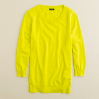 One Yellow Sweater, Three Ways