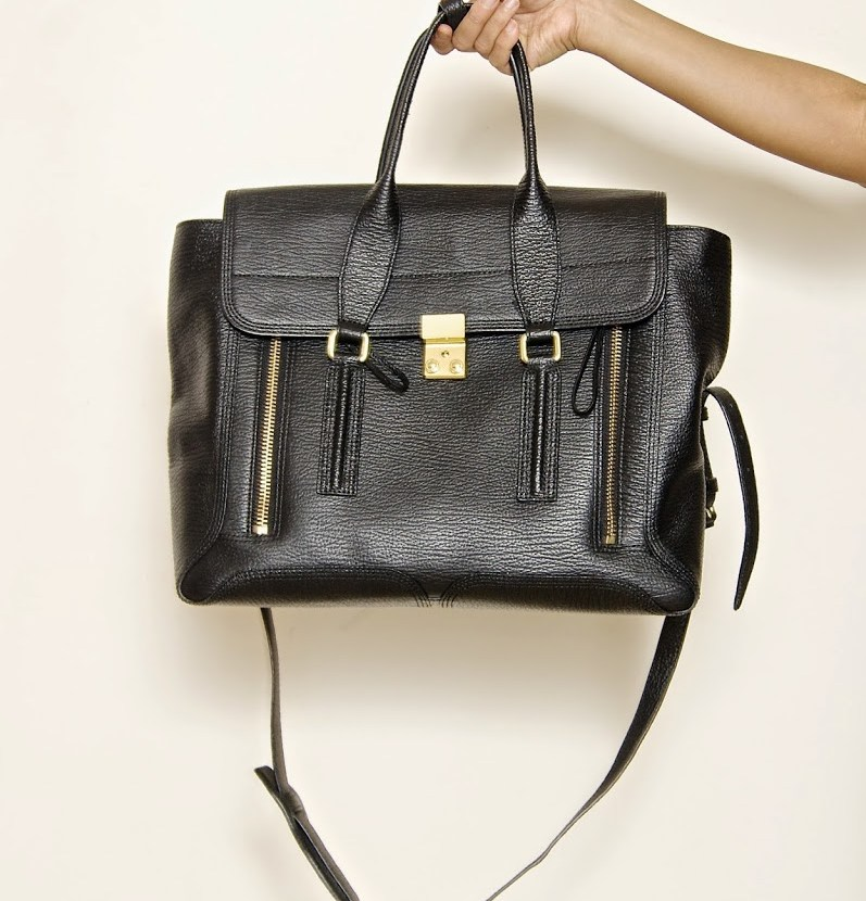 DRESSED ACCORDINGLY | 3.1 Phillip Lim Pashli Satchel