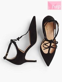 Strappy Heels look sexy