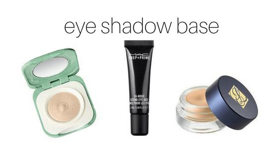 Essentials Eye shadow base
