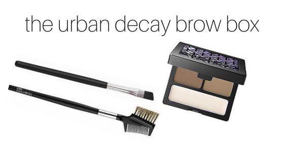 Essentials the brow box