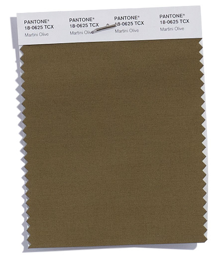 Pantone-Fashion-Color-Trend-Report-New-York-Fall-2018-Swatch-Martini-Olive