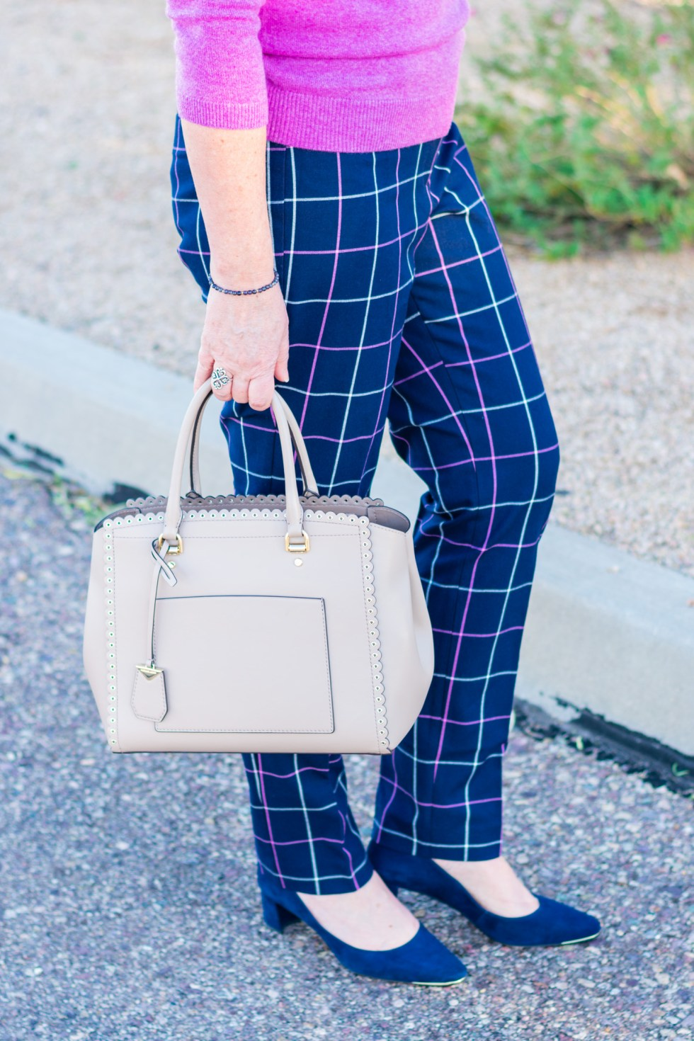 Classic Fall Pants and Soft Cashmere