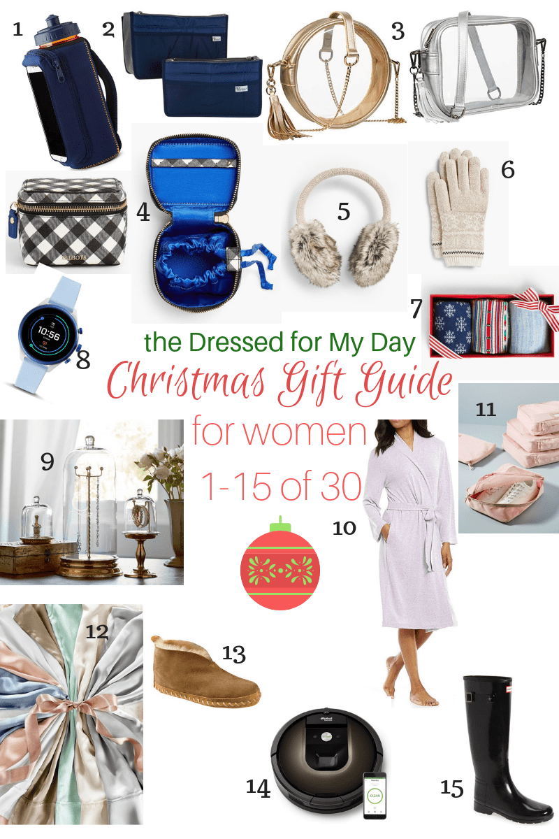 Christmas 2018 Gift Guide for Women part 1