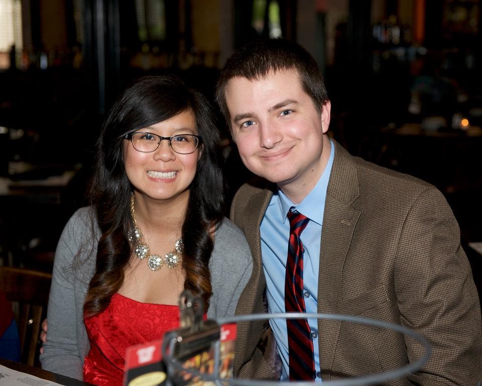 Daniel & Stephanie - Coffee Time with Kay