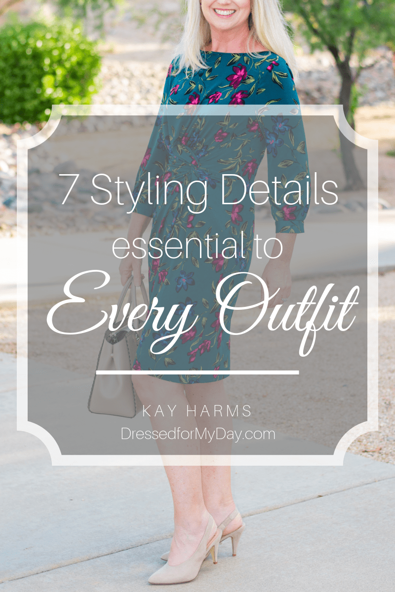 7 Styling Details Essential to Every Outfit