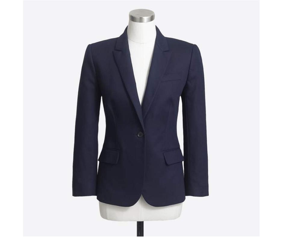 Clothes fit jacket
