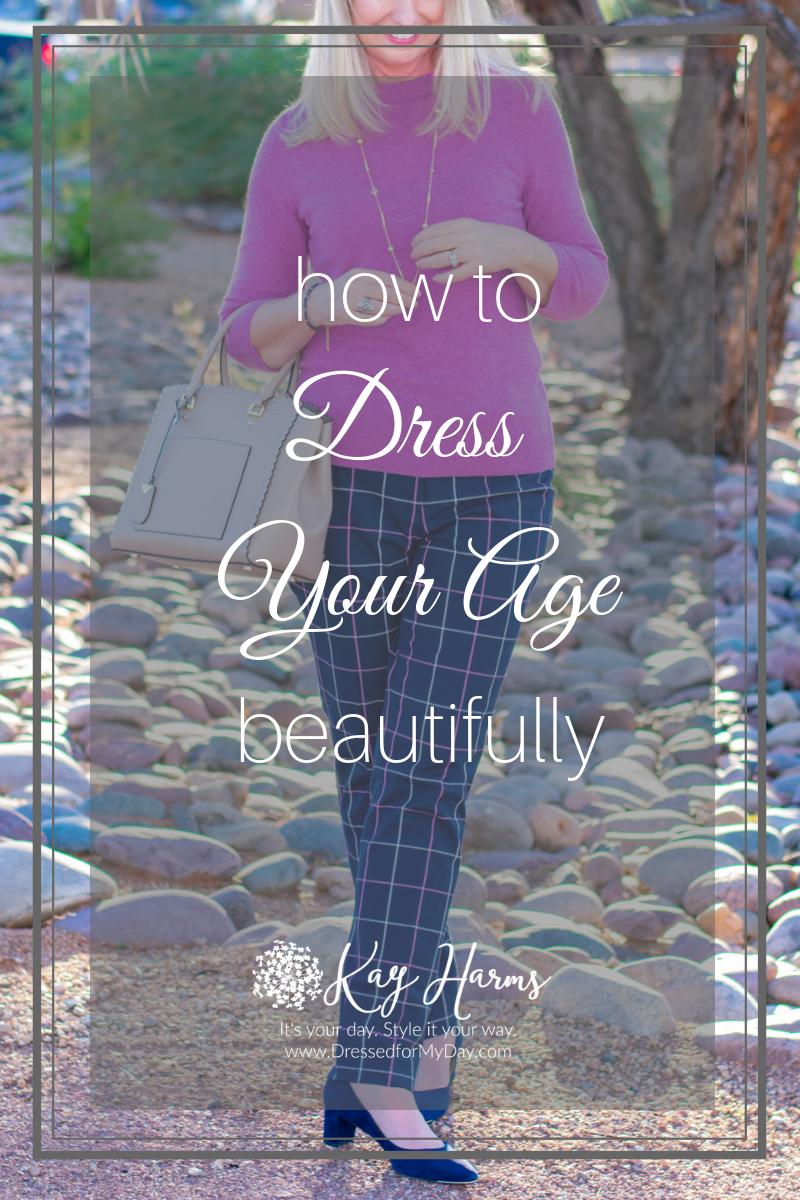 How to Dress Your Age Beautifully